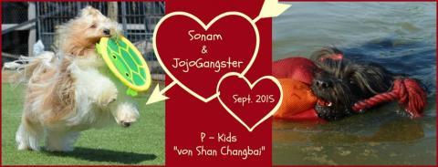 Die Eltern unserer P-Kids, Sönam und JojoGangster