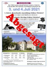 Meisdorf abgesagt